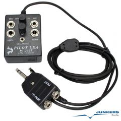 Pilot 2 Place Intercom PA-200T inkl. Audiokabel