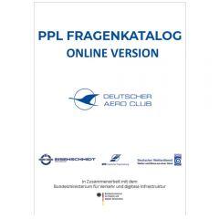 PPL Prüfungsfragen Katalog 12 Monate Online Lernen