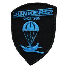 Klett Patch Junkers Profly Edition bestickt