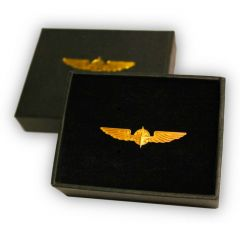 Pilotenschwinge - Pilot Wings - Gold medium