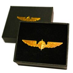 Pilotenschwinge - Pilot Wings - Gold