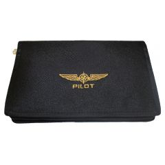Piloten Dokumententasche Cover DOCUBAG black