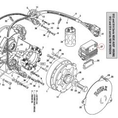 Ducati Generator Regler für Rotax 912 / 912 S / 914 zertifizert