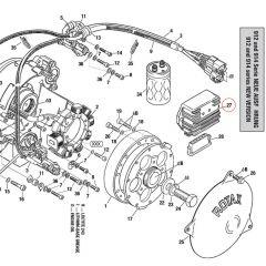 Ducati Generator Regler für Rotax 912 / 912 S / 914