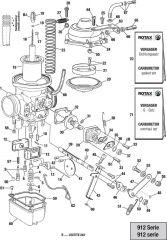 Rotax Vergaser Wartungssatz für 1 Vergaser 912 912S 914 zertifiziert