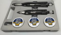 Drahtsicherungszangen Set Safety Wire Tool Kit Modell 200 incl. Sicherungsdraht