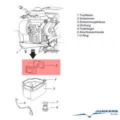 1 Paar Schwimmer Rotax Motor Type 912 und 914 (Serie)