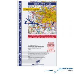 ICAO-Karte, Blatt Berlin (Ausgabe 2018), Segelflug 1:500.000