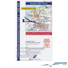 ICAO-Karte, Blatt Rostock (Ausgabe 2018), Segelflug 1:500.000
