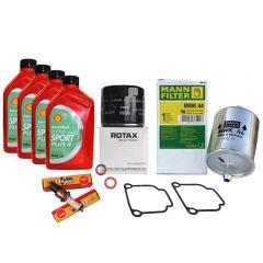 Servicepaket Rotax 912 (100 PS) - 200 Stunden Kontrolle