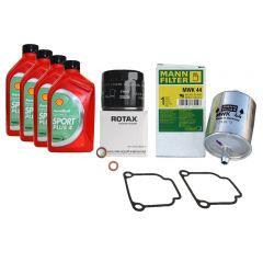 Servicepaket Rotax 912 (80 / 100 PS) - 100 Stundenkontrolle