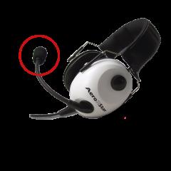 Ersatz Windschutz für Headset Mikrofon