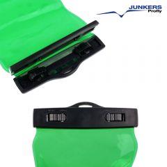 Wasserdichte Handfunkgeräte Schutzhülle Grün