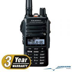 Yaesu FTA-250L Flugfunk Handfunkgerät 8.33 kHz